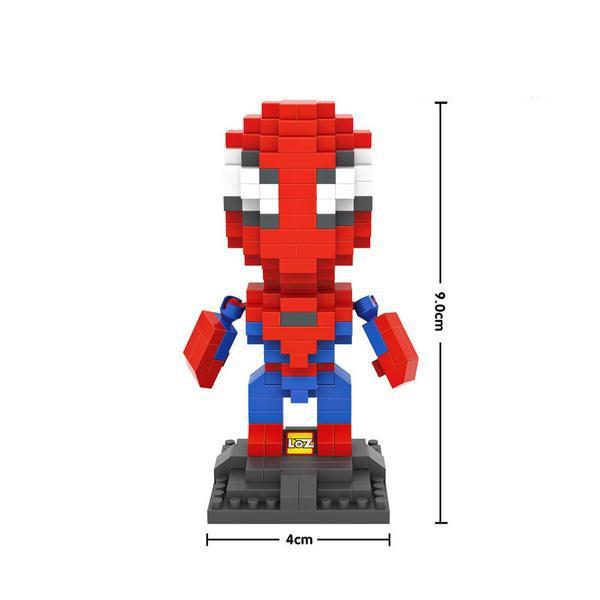 LOZ Superhero Spiderman