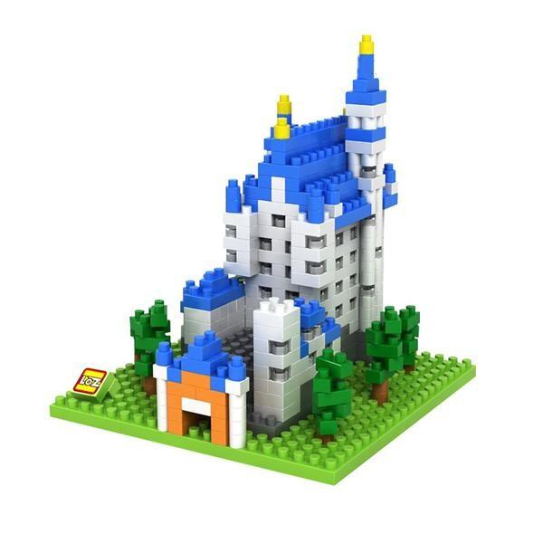 LOZ Mini Schloss Neuschwanstein Castle