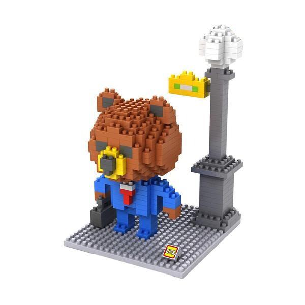LOZ Bear Going to Work