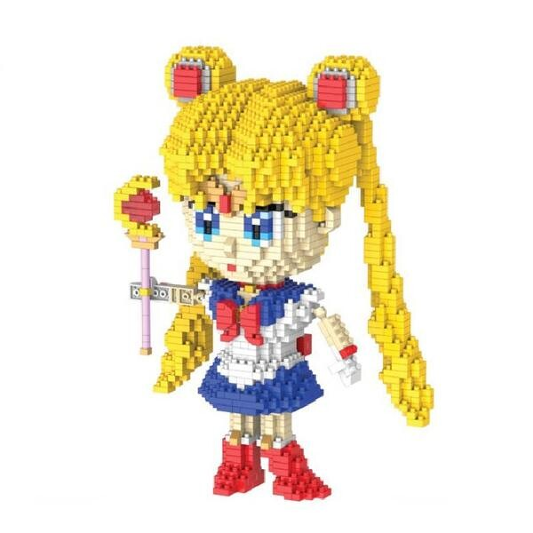Magic Blocks Sailor Moon