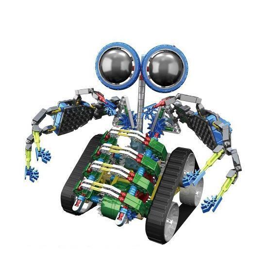 LOZ Eyed Robot Blue