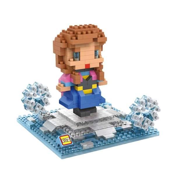 LOZ Frozen Anna