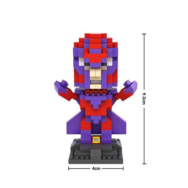 LOZ Superhero Magneto