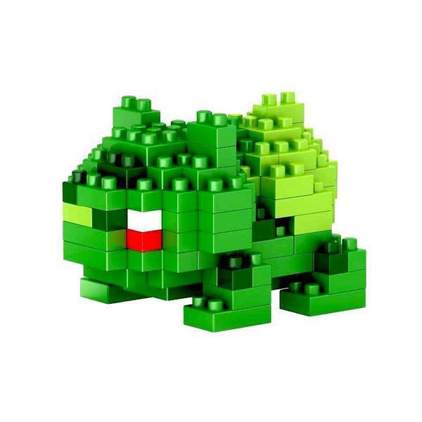 LNO Pokémon Bulbasaur Blocks