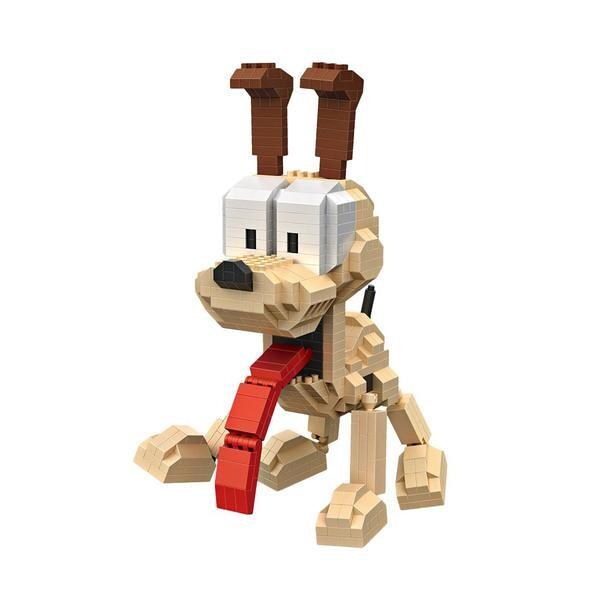 LOZ Garfield Dog Odie