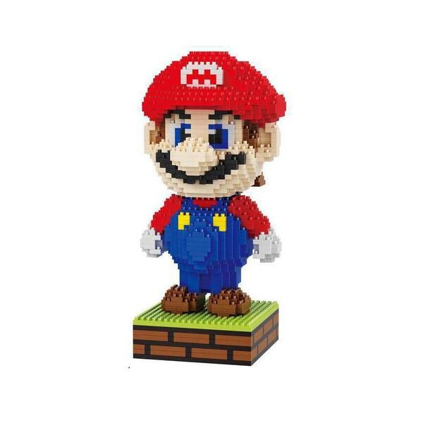loz diamond blocks super mario