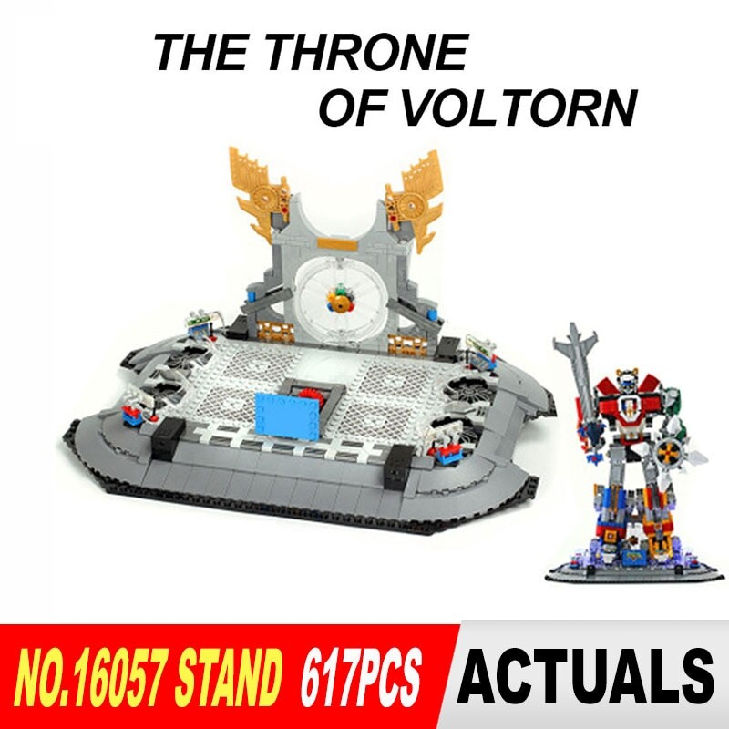 Luxury VersionLED Light Set For LEGO 21311 Voltron Compatible 16057 (Only Light Set)Kits