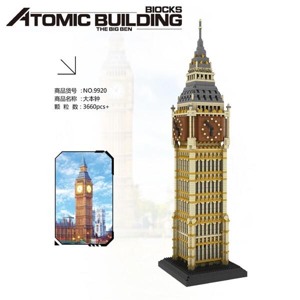 Balody 9920 Large Big Ben Tower