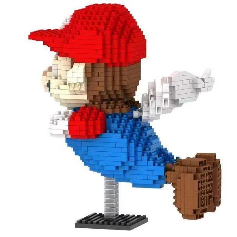 Balody 66529 Large Flying Super Mario