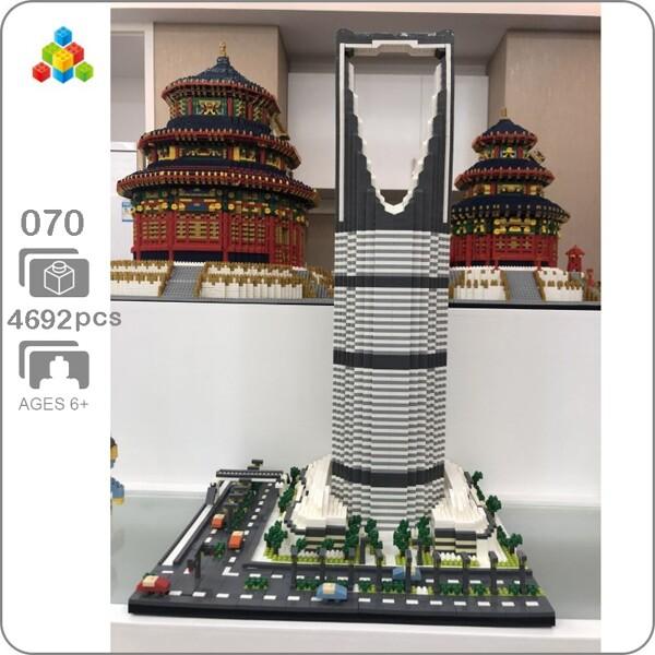 Balody 070 Large Jeddah Tower
