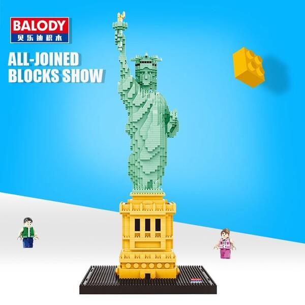 Balody 16091 Medium Architecture Statue of Liberty