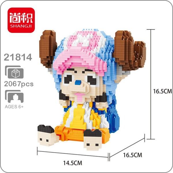 Balody 21814 One Piece Tony Chopper XL