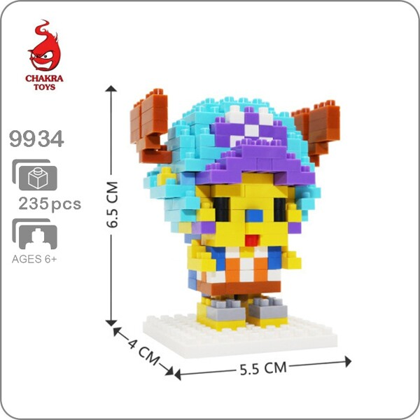 CHAKRA 9934 Mini One Piece Tony Chopper