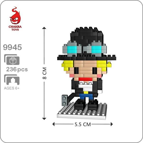 CHAKRA9945 Mini One Piece Sabo