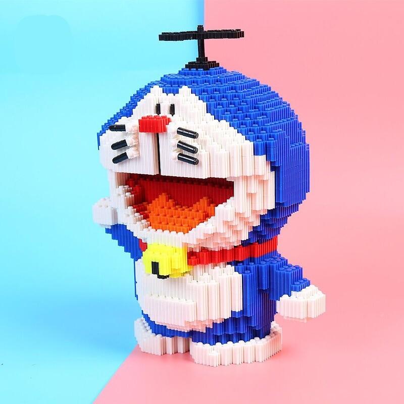 DUZ 8613 Doraemon Mini Bricks