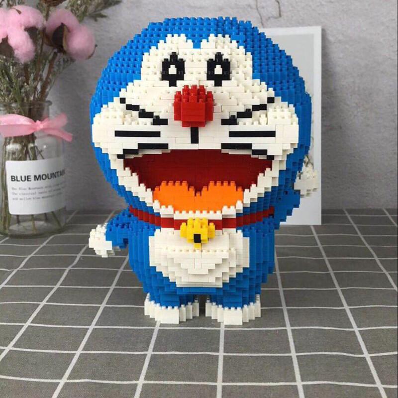 HC 1012 Doraemon Mini Bricks