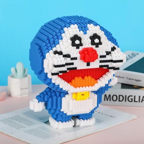 HCP 8665 Doraemon Mini Bricks