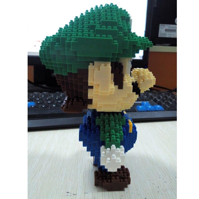 HC 9004 Super Mario Luigi Brickheadz