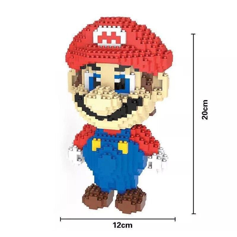 HC 9003 Super Mario Red Brickheadz