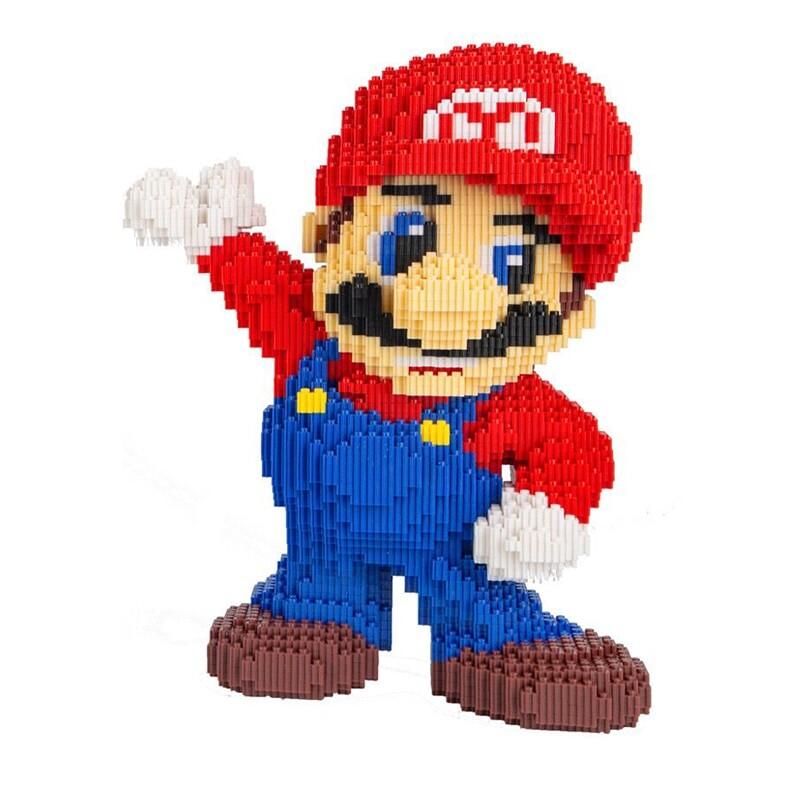 DUZ 8642 Super Mario Big Mario Wave Brickheadz