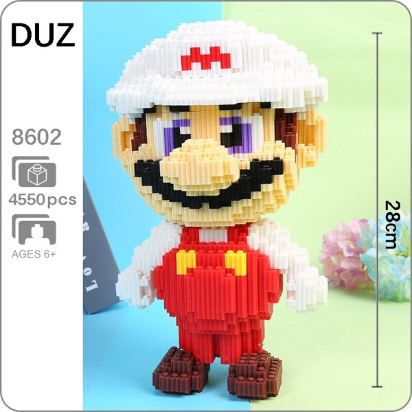 DUZ 8602 Super Mario Fire Brickheadz