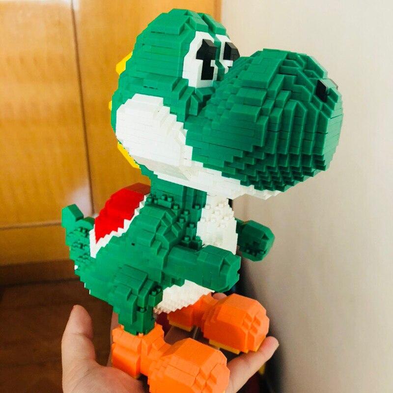 ZMS 3492 Super Mario Yoshi Brickheadz