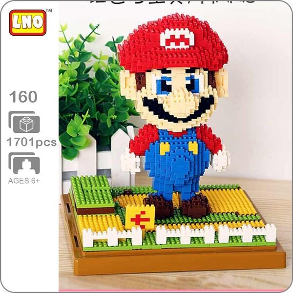 LNO 160 Super Mario Red Big Brickheadz