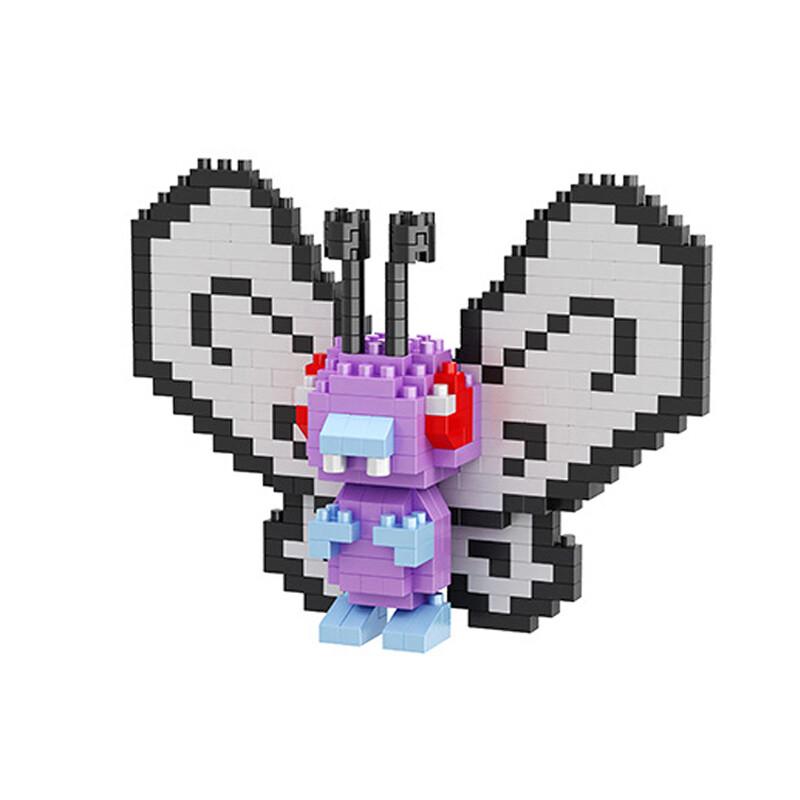 LBOYU 7064-7119 Pocket Monster Bundle Brickheadz