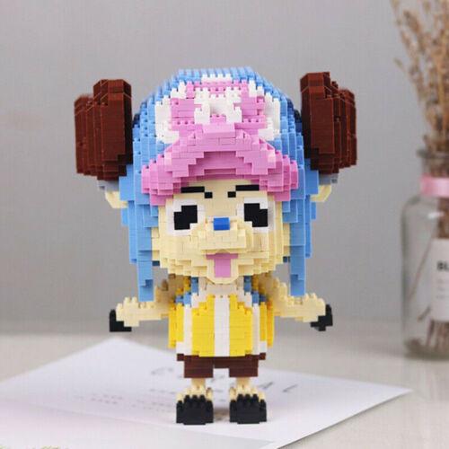 HC 1045 Tony Chopper One Piece Brickheadz