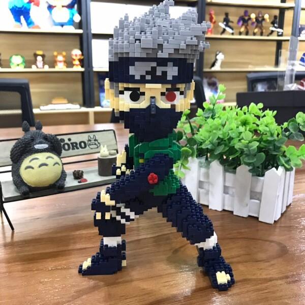 BALODY 16094 Hatake Kakashi Brickheadz