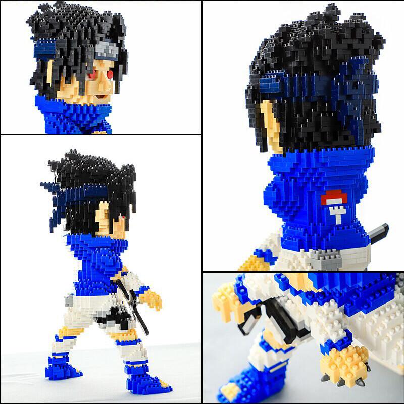 BALODY 16160 Uchiha Sasuke Brickheadz