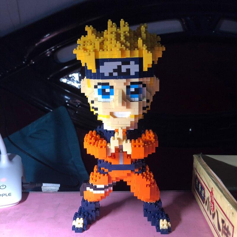 BALODY 16093 Hokage Uzumaki Ninja Brickheadz