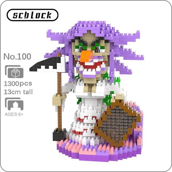 SC 100 Charlotte Brulee Pirate Brickheadz