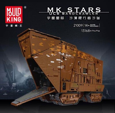 Star Wars MOULDKING 21009 RC Sandcrwal