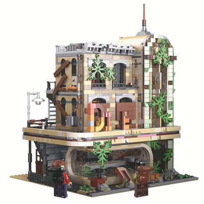 Modular Buildings 18K K125 The Western Restaurant In The Last Of The World