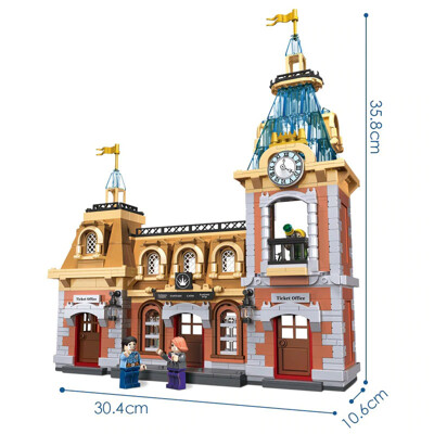 Modular buildings cada 31001 the ticket house of fancyland