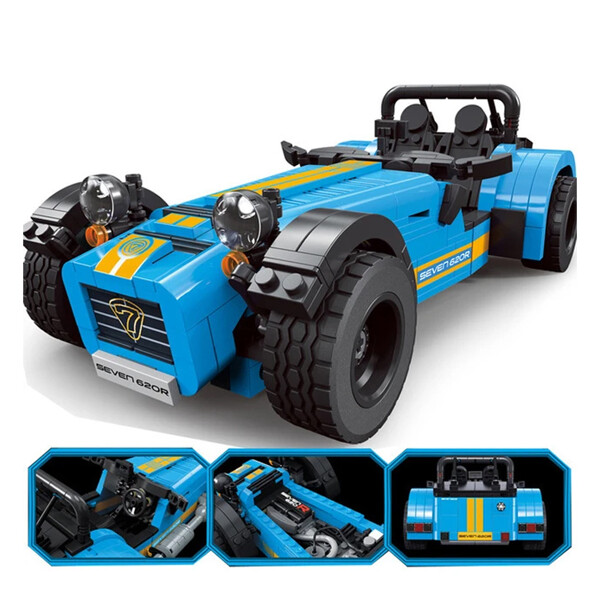 Decool 8612 the caterham classic 620r racing car 3 lepin™ land shop
