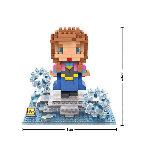 LOZ 9498 Frozen Anna