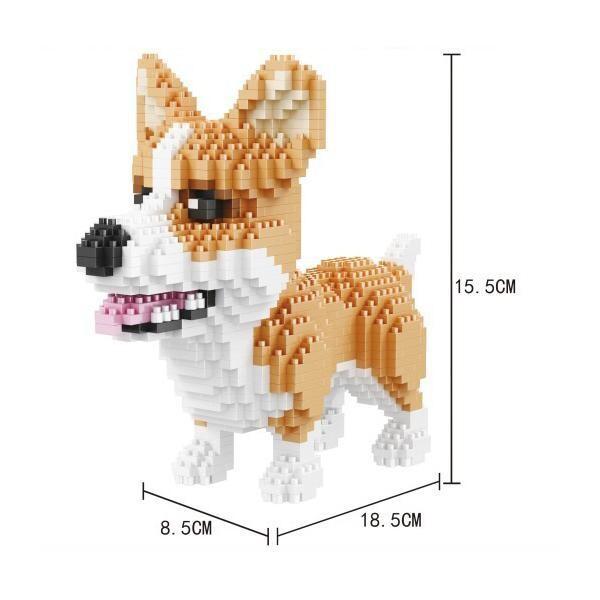 Balody 16043 Brown Dog