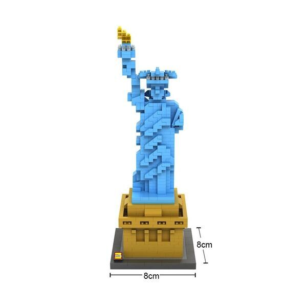 LOZ 9387 Statue of Liberty