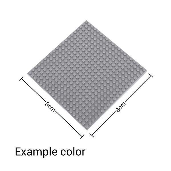 LOZ 79996 Orange Baseplate