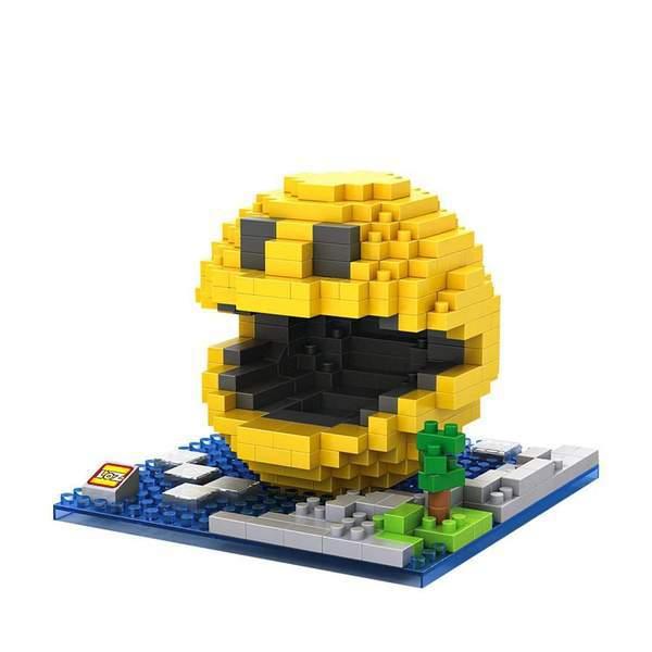 LOZ Pixels Pac Man