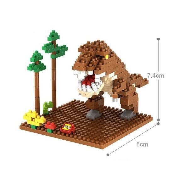 LOZ 9485 Dinosaur Tyrannosaurus
