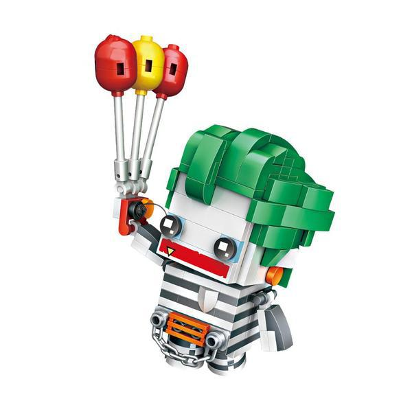 LOZ Brickheadz Joker Balloon Escape