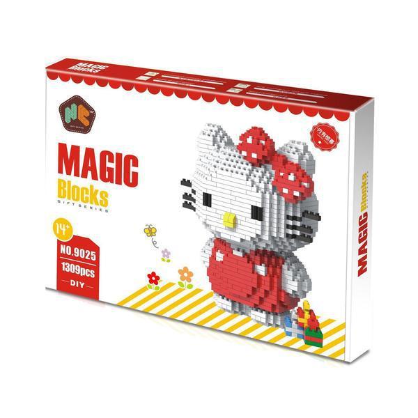 Magic Blocks 9025 Hello Kitty
