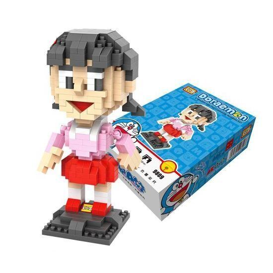 LOZ 9809 Doraemon Shizuka Minamoto