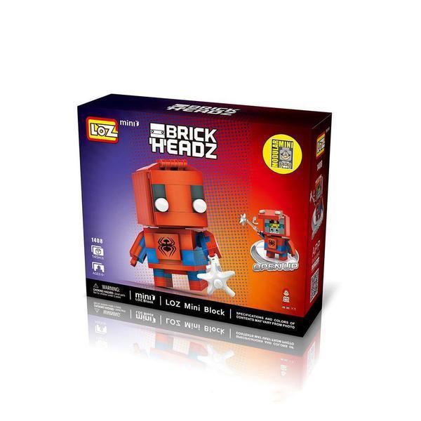 LOZ 1408 Spiderman