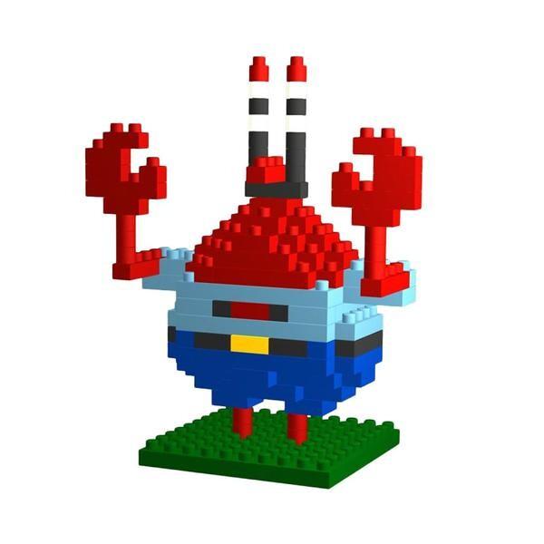 LOZ 9144 Spongebob Krabs