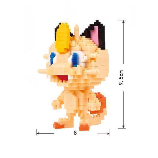LNO 177 Pokémon Meowth