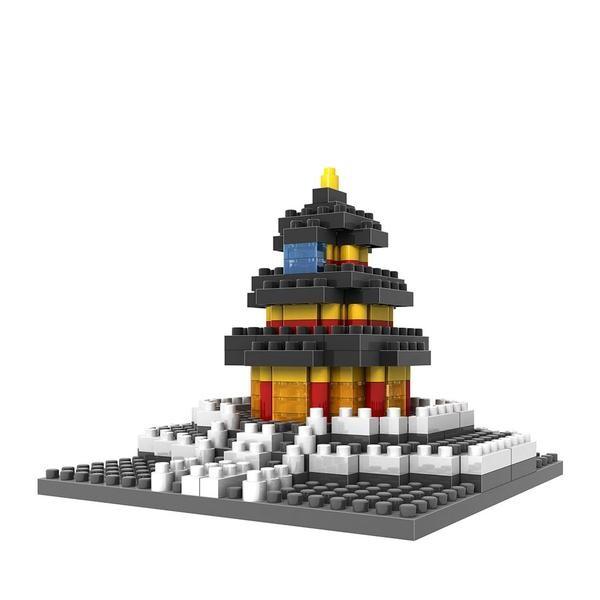 LOZ Temple of Heaven